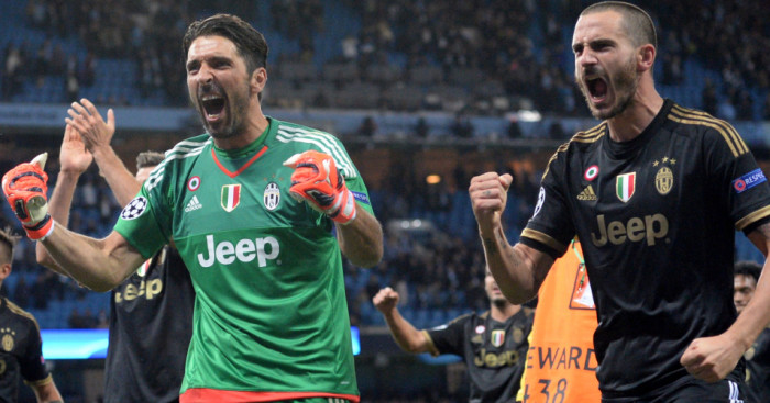 Gianluigi Buffon: Never moved from Serie A