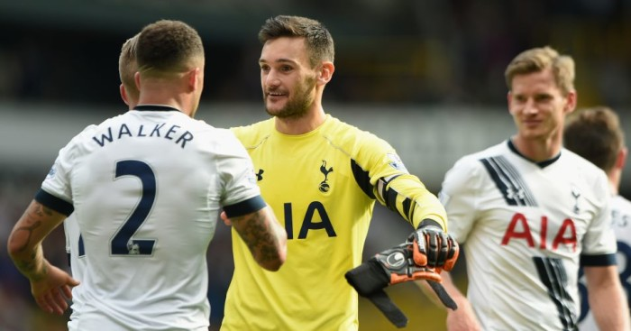 Tottenham: Benefitted from two offside goals against Manchester City