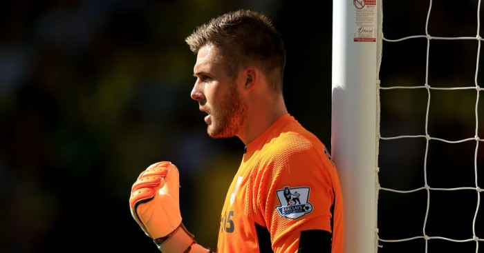 Jack Butland: Set to face Lithuania