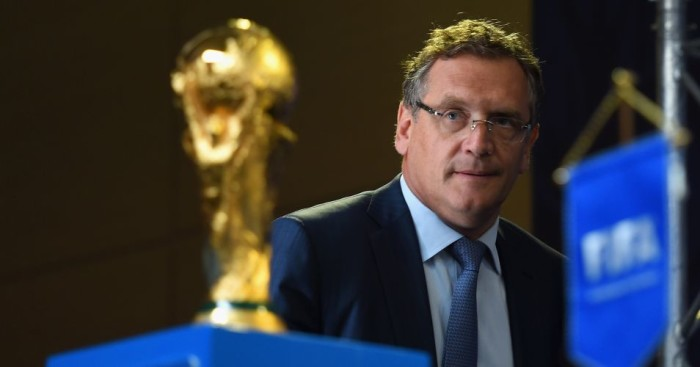 Jerome Valcke: FIFA sack their secretary general