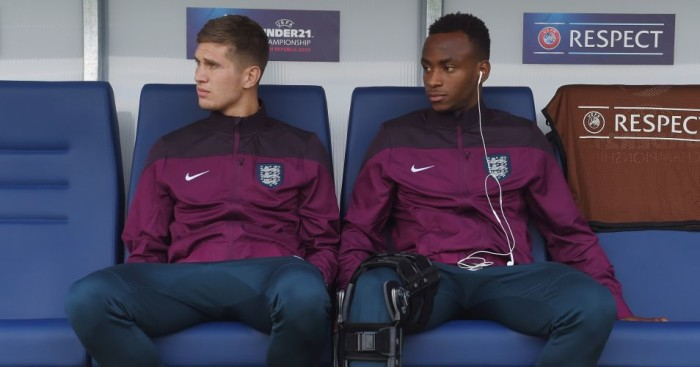 John Stones and Saido Berahino: Stayed at Everton and West Brom respectively