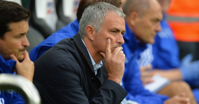 Jose Mourinho: Time running out on his Chelsea reign?