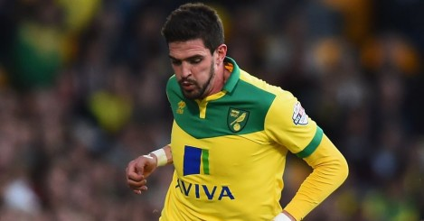 Kyle Lafferty: Tipped to make loan move to Leeds