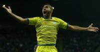 Lewis McGugan: Celebrates scoring Sheffield Wednesday's winner at Newcastle