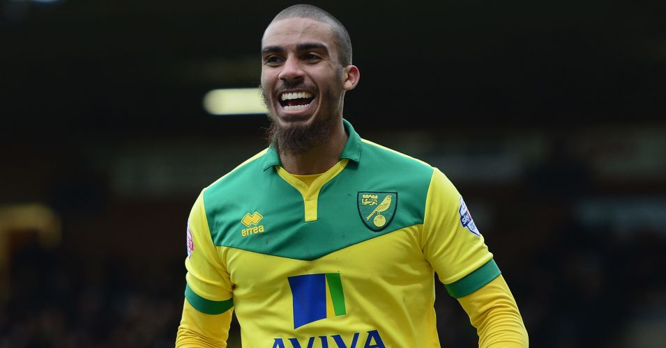 Lewis Grabban: Norwich striker was wanted by former club Bournemouth