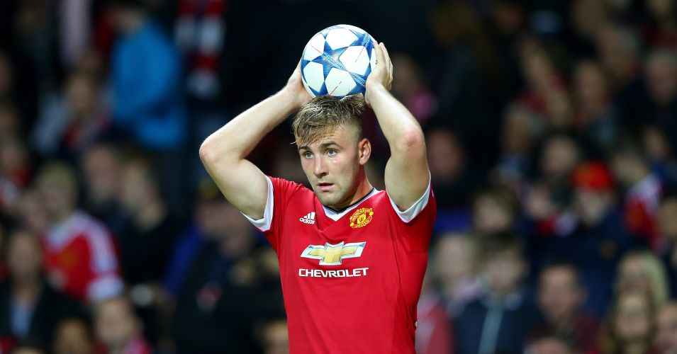 Luke Shaw: Manchester United defender could make FA Cup final