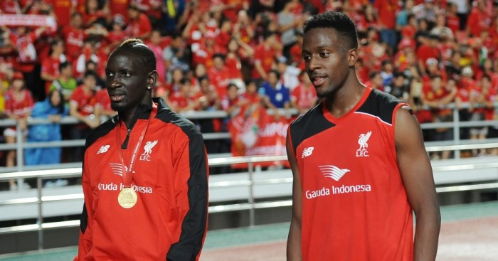 Mamadou Sakho and Divock Origi: Both set to start for Liverpool