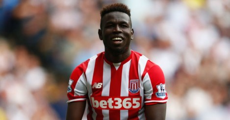 Mame Diouf: Given compassionate leave by Stoke