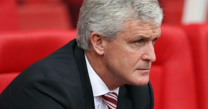 Mark Hughes: Felt Stoke deserved their win at Aston Villa