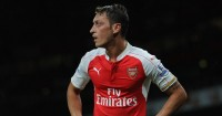 Mesut Ozil: Has been one of Arsenal's most consistent players this season