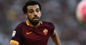 Mohamed Salah: Catching the eye with Roma
