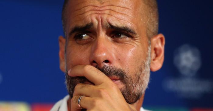 PPep Guardiola: Bored by winter break
