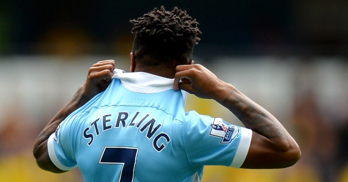 Raheem Sterling: Manchester City winger faces Liverpool for the first time