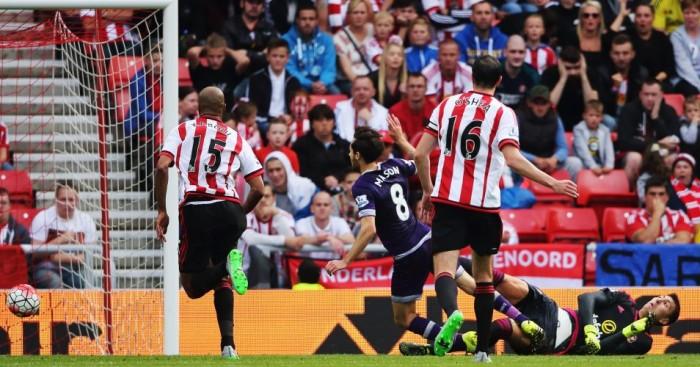 Ryan Mason: Scored the decisive goal for Tottenham at Sunderland