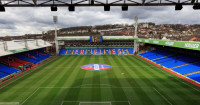 Selhurst Park: The home of Crystal Palace