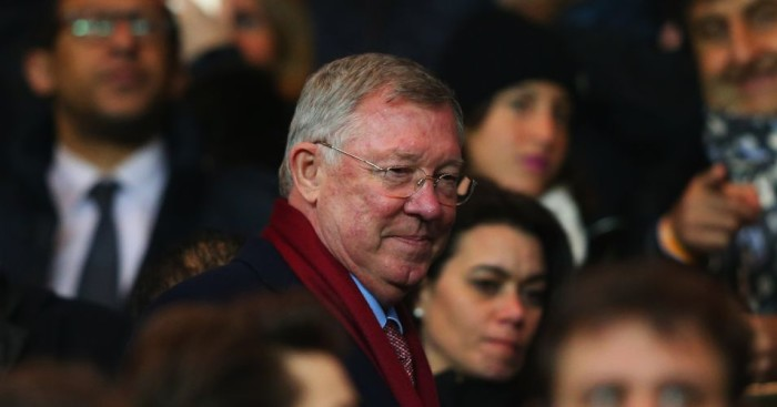 "Sir Alex Ferguson: Claims he only worked with four ""world -class"" players at Manchester United"