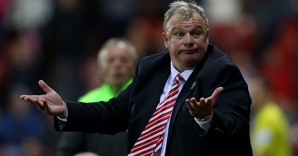 Steve Evans: Linked with Leeds manager's job
