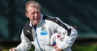 Steve McClaren: Determined to be a success at Newcastle