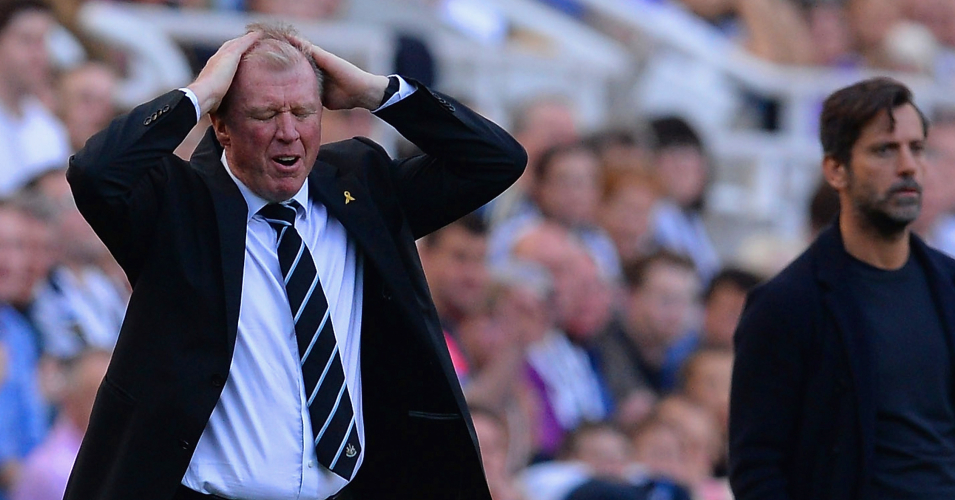Steve McClaren: Battling to keep Newcastle in the Premier League