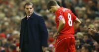 Steven Gerrard: Tipped for Brendan Rodgers reunion