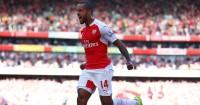 TTheo Walcott: On a scoring streak