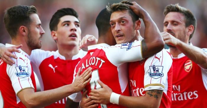 Mesut Ozil: Hopes Arsenal avoid injuries to key personnel