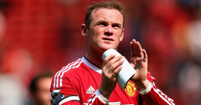 Wayne Rooney: Declared fit