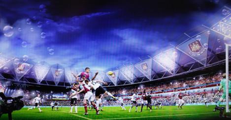 Olympic Stadium: West Ham will move there next season
