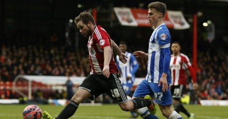 Alan Judge: Midfielder could be on his way to Premier League