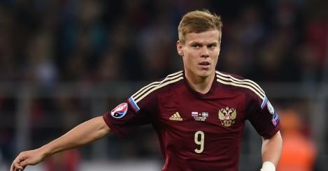 Aleksandr Kokorin: Arsenal wanted Russia striker