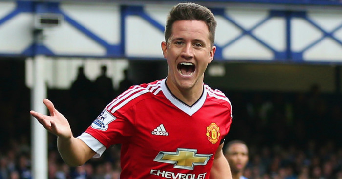 Ander Herrera: Vying for a Manchester United recall