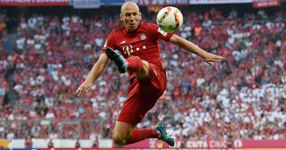 Arjen Robben Bayern Munich TEAMtalk