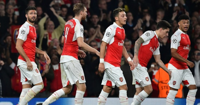 Arsenal: Impressed in beating Bayern Munich on Tuesday