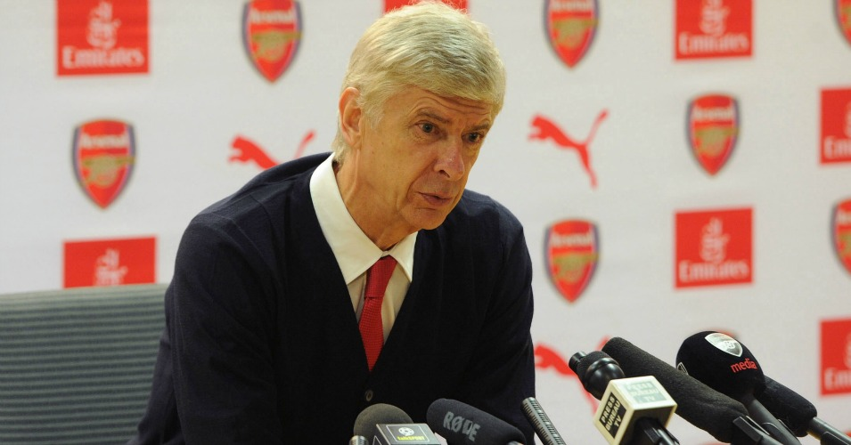 Arsene Wenger: Not in a hurry to make new signings