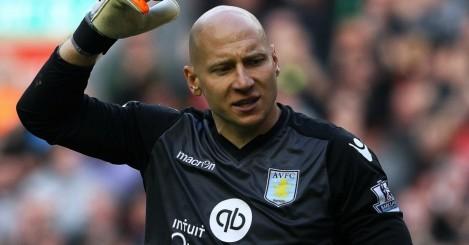 Brad Guzan: Insists Aston Villa still believe in safety