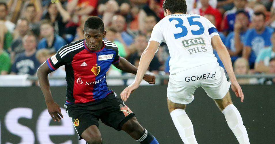 Breel Embolo: Forward is a target for a host of clubs across Europe