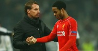 Brendan Rodgers (l): To blame for Raheem Sterling's (r) exit?