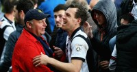Carl Magnay: Handed a six-match ban for spitting at a fan
