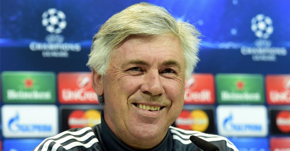 Carlo Ancelotti: Open to a return