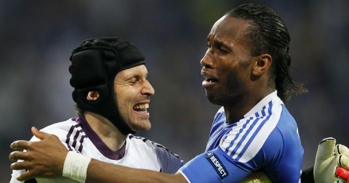 Petr Cech: Goalkeeper still the best in the world says Drogba