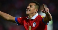 Alexis Sanchez: Capped the win late on
