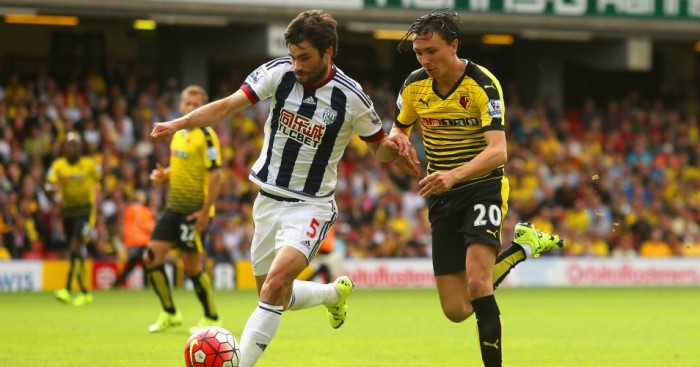 Claudio Yacob: Midfielder back to his best according to Rondon