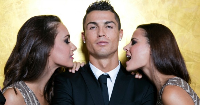 Cristiano Ronaldo: Linked with Chelsea and Manchester United