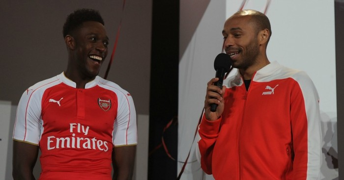 Danny Welbeck: Hopes to play a part in Arsenal title push