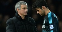 Diego Costa Jose Mourinho Chelsea TEAMtalk