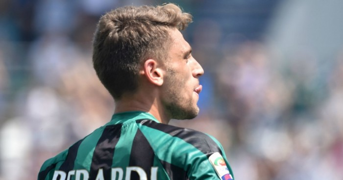 Domenico Berardi: Forward reported to be on his way to Anfield