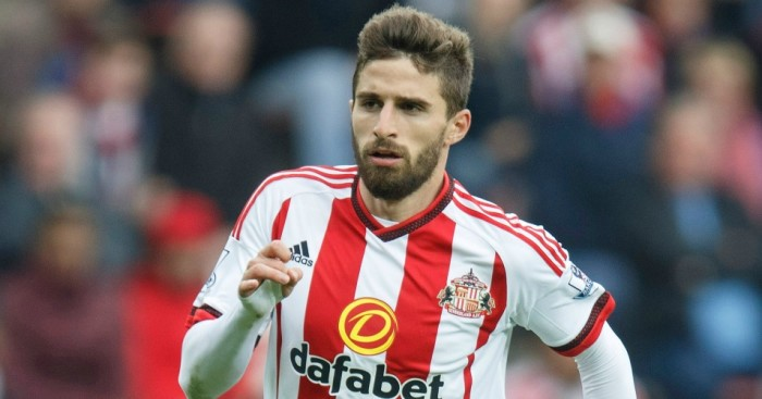 Fabio Borini: Happy at Sunderland