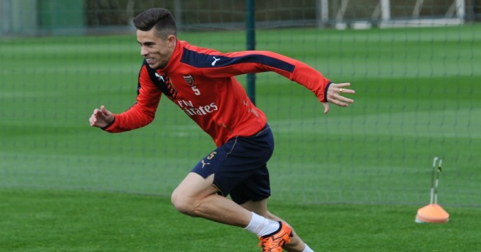 Gabriel: Available for Arsenal against Everton