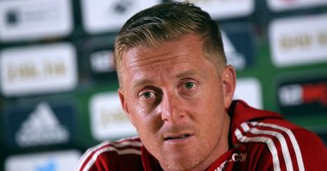 Garry Monk: Insists Swansea can beat Norwich