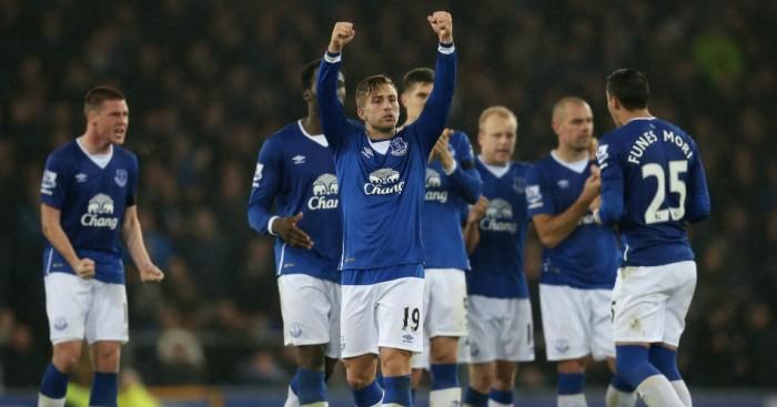 Gerard Deulofeu: Scored Everton's winning penalty against Norwich